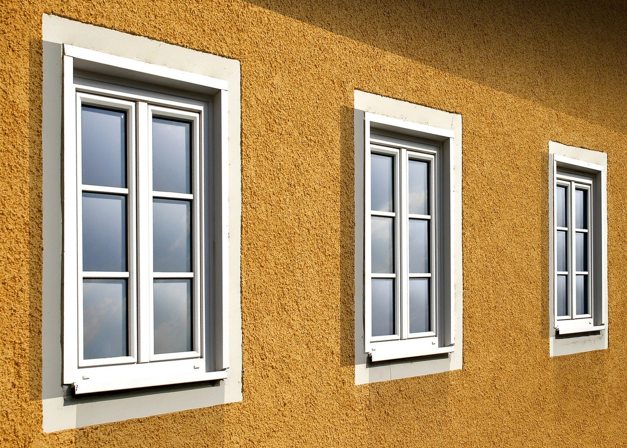 Budowa domu i wybór okien